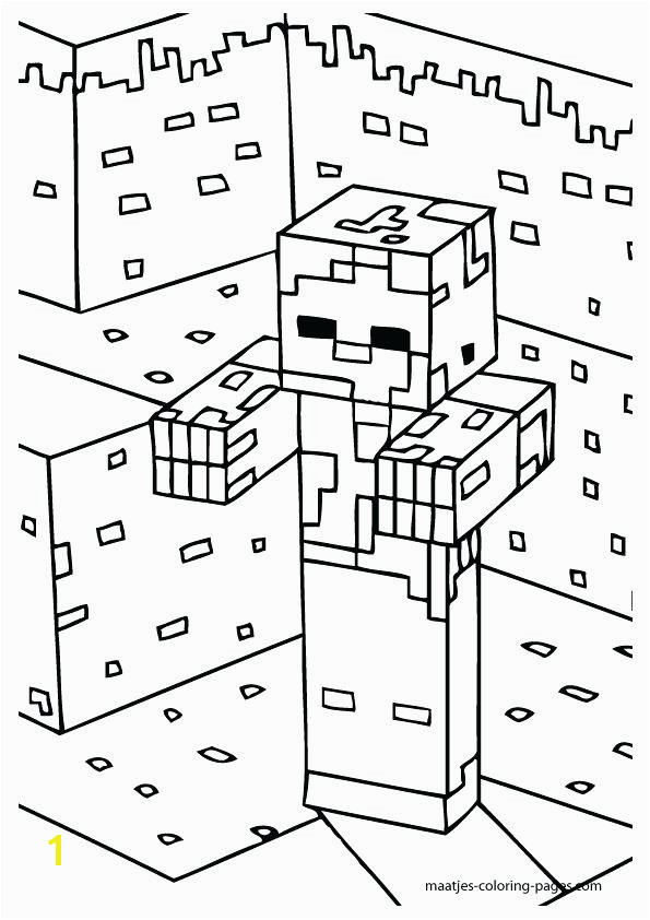 Minecraft Mutant Zombie Coloring Pages Fresh Neverending Story Coloring Pages Unique Minecraft Mutant Zombie