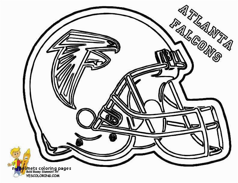 Nfl Football Player Coloring Pages Nfl Helmets Coloring Pages Nfl Football Coloring Pages Elegant
