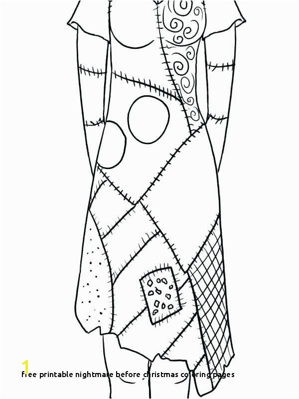 Jack and Sally Coloring Pages Beautiful Free Printable Nightmare before Christmas Coloring Pages Elegant Jack