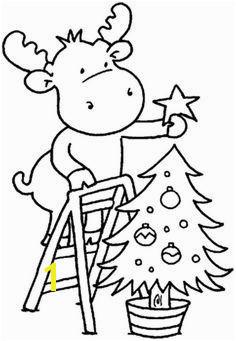 rvores de Natal para Imprimir e Pintar