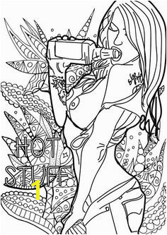53 pgs adult coloring bookpinup girl artworkpinup Adult Coloring Pages Cool Coloring Pages Coloring