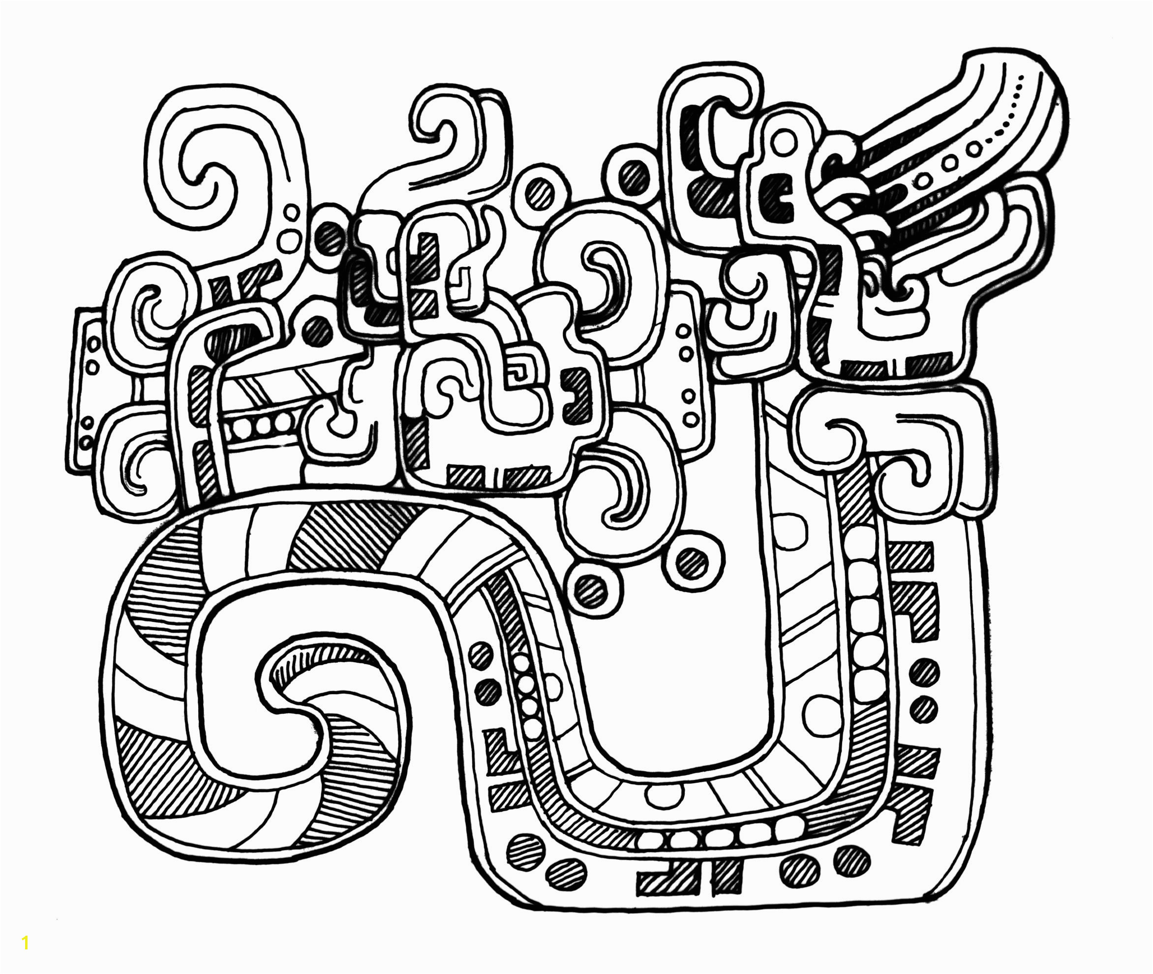 Olmec Coloring Pages Mayan Coloring Pages Google Search Art Class Bgc In 2018