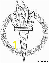 Winter Olympics Torch Coloring Pages Free Printable winter olympics coloring pictures winter olympics 2018 coloring images printable