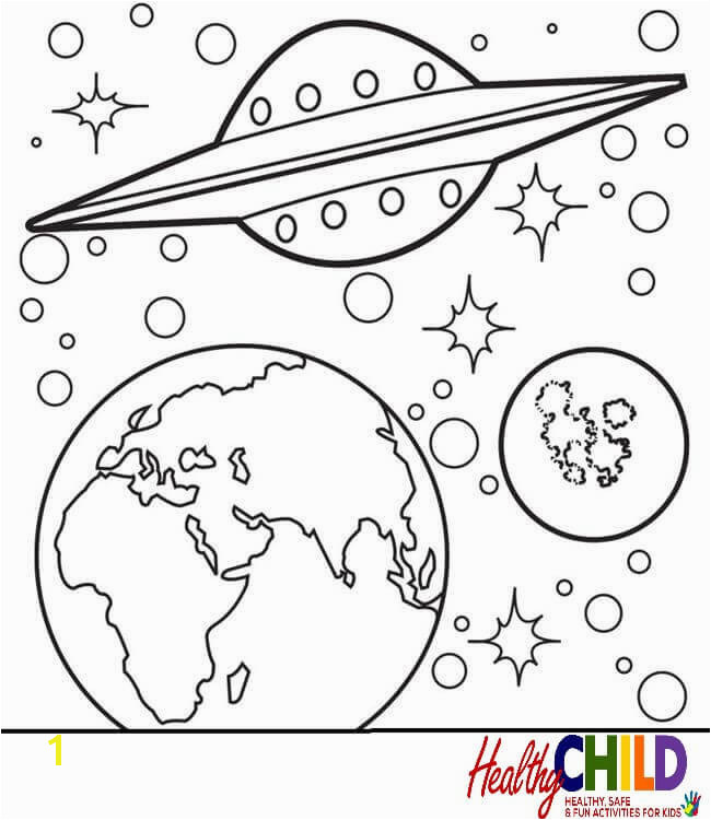 Space Coloring Outer Space Coloring Pages Inspirational Beautiful Coloring Pages