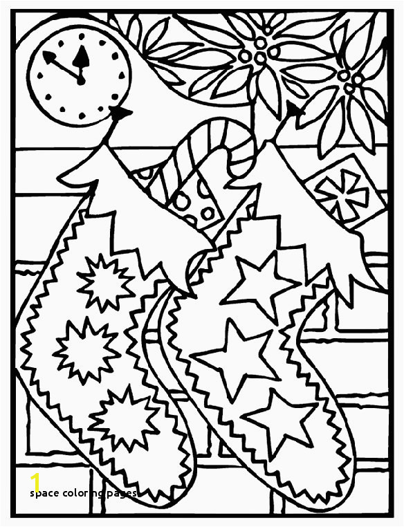 Space Coloring Pages Outer Space Coloring Pages