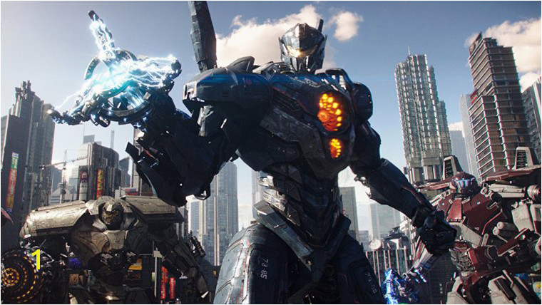 Pacific Rim Uprising Review A Cartoony Robot Monster Spectacle – Variety