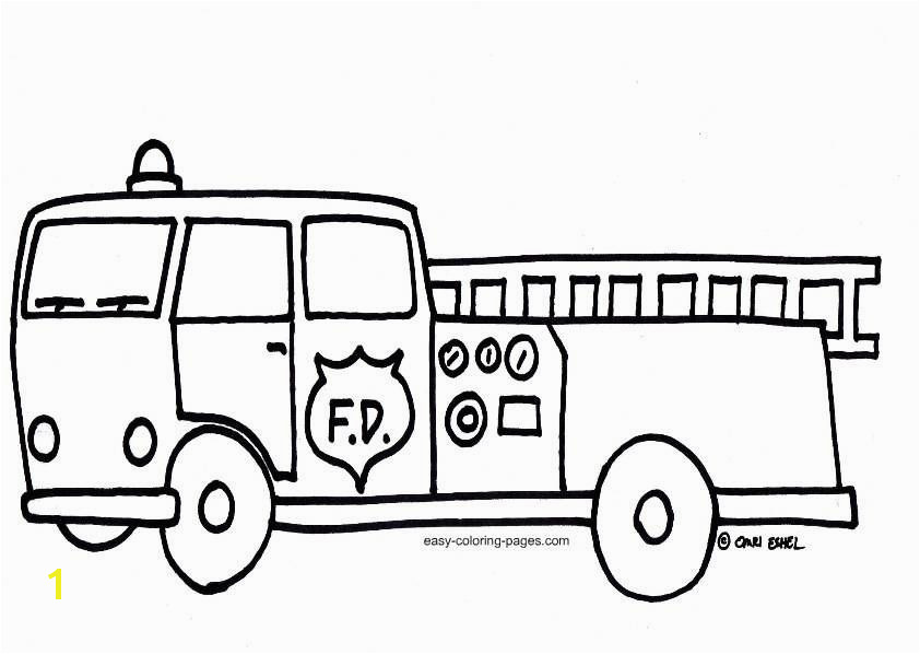 Dump Truck Coloring Pages Lovely Coloring Page Outstanding Fire Truck Coloring Pages Page Fire Fire