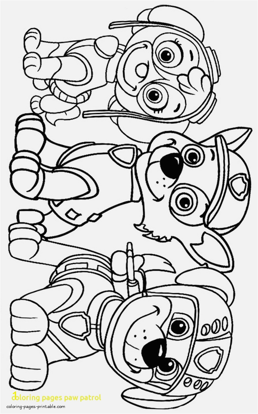 Free Paw Patrol Coloring Pages the First Ever Custom 48 Best Paw Patrol Coloring Games Stock