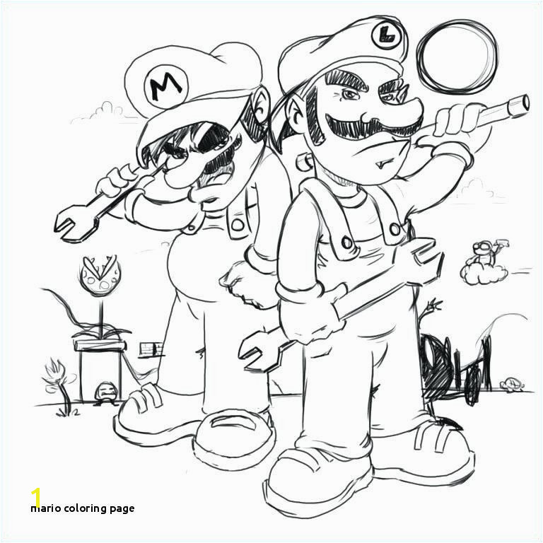 Mario Coloring Pages Best Mario Coloring Page Coloring Pages Mario Fall Coloring Pages 0d Page
