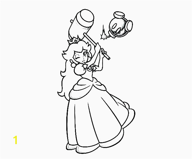 Princess Printable Coloring Pages Awesome Coloring Pages Princess Peach Printable Mario Kart Coloring Pages