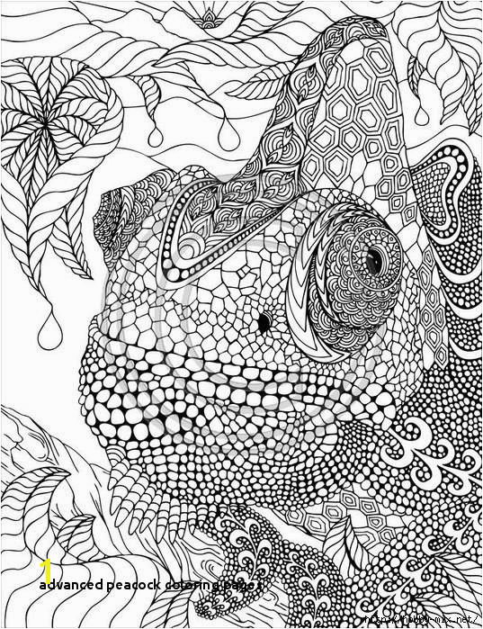 Advanced Peacock Coloring Pages Advanced Peacock Coloring Pages New Printable Cds 0d – Fun Time
