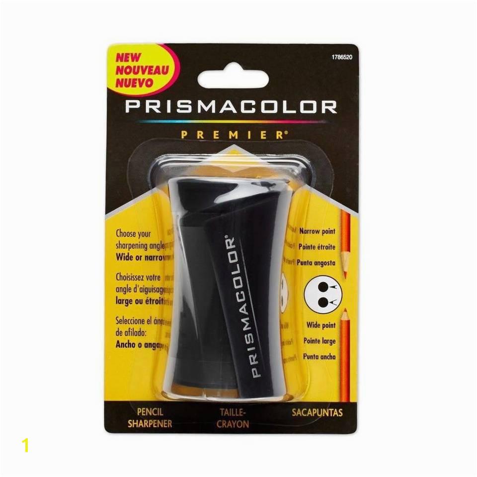 Pencil Sharpener Coloring Page Prismacolor Premier Pencil Sharpener Black by Fice Depot & Ficemax