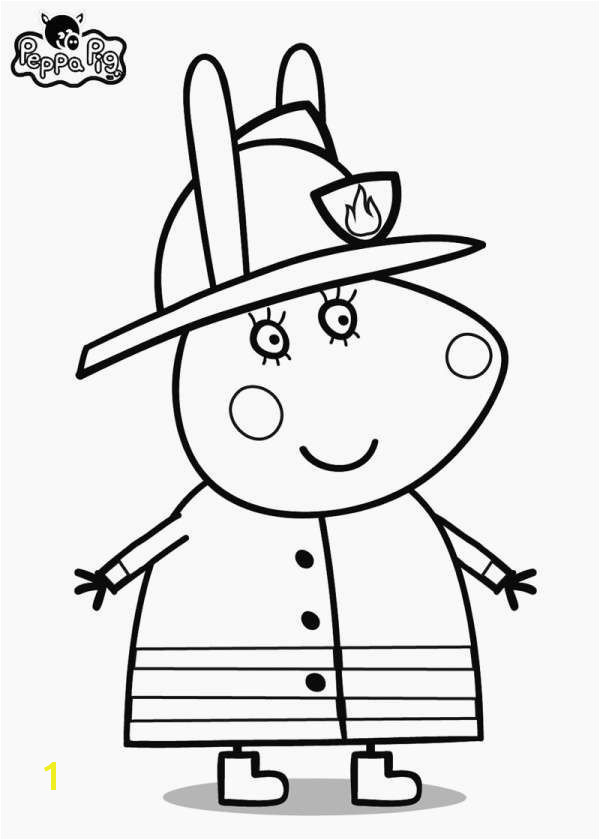 Peppa Coloring Pages Unique Peppa Pig Coloring Pages Elegant Luxury New Od Dog Coloring Pages