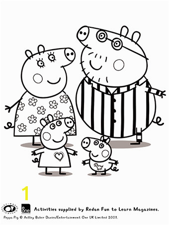 Peppa Pig Coloring Game Peppa Pig Print and Colour Abc Kids
