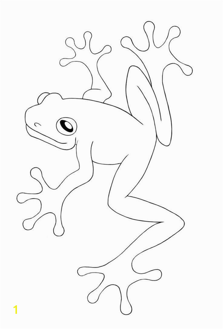 Pepe Le Pew Coloring Pages Fresh Frog Coloring Pages New Frog Coloring Pages Fresh Frog Colouring