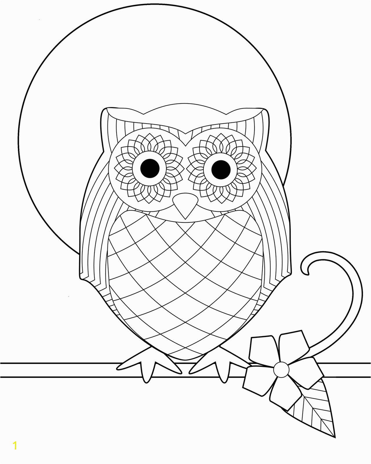 Owl Coloring Book Pages Coloring Pages Coloring Pages For Kids