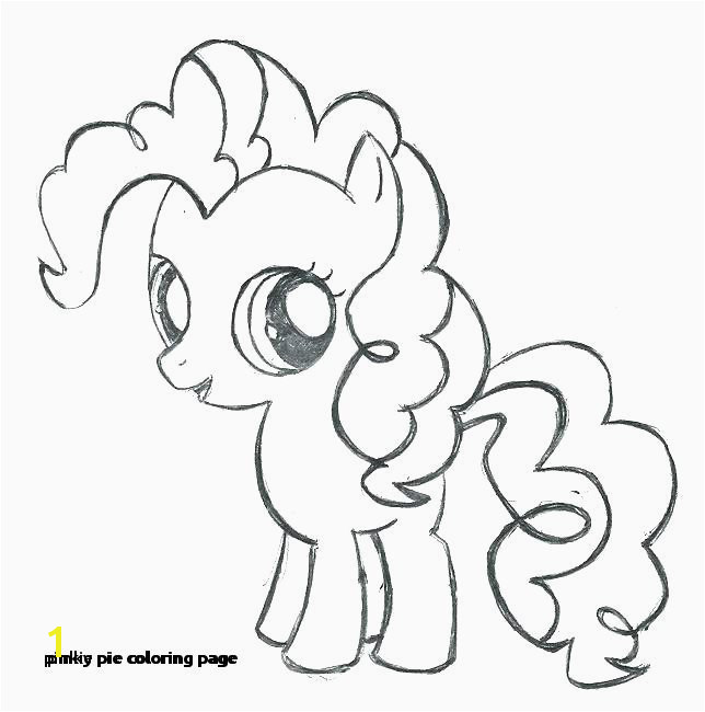 Pinky Pie Coloring Page Pinkie Pie Coloring Page Amazing Stock My Little Pony Coloring Page