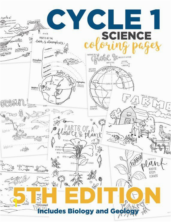 These are updated 5th EDITION SCIENCE coloring pages These coloring pages are excellent resources