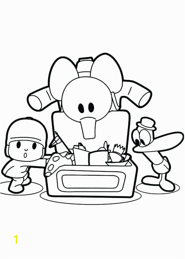 Pocoyo Coloring Pages Online Pocoyo Coloring Pages Line Inspirational Pocoyo Coloring Pages