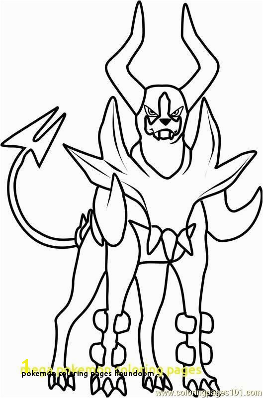 Beautiful Pokemon Coloring Pages Printable