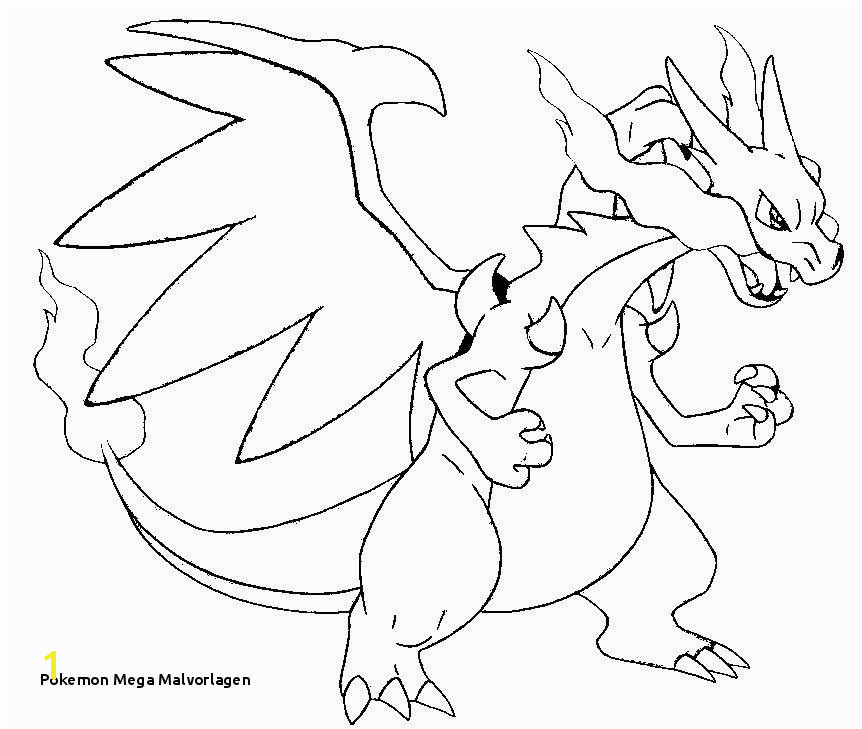 29 Pokemon Mega Malvorlagen Pokemon Mega Malvorlagen Coloring Pages