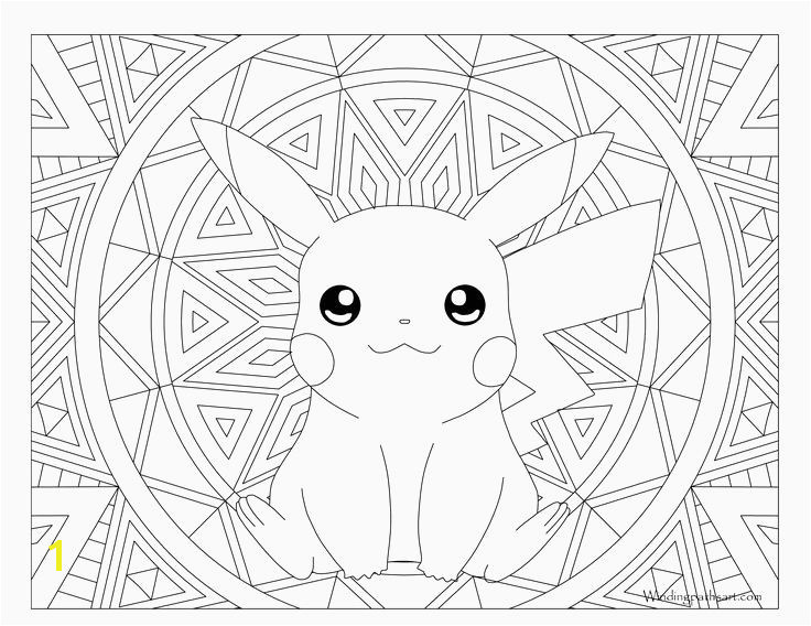 Free Printable Pokemon Coloring Pages Luxury Pikachu Printable Coloring Pages Free Printable Pokemon Coloring Pages
