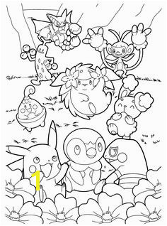 Pokemon diamond pearl coloring pages Free Coloring Pages Pokemon Colouring Pages Coloring Sheets
