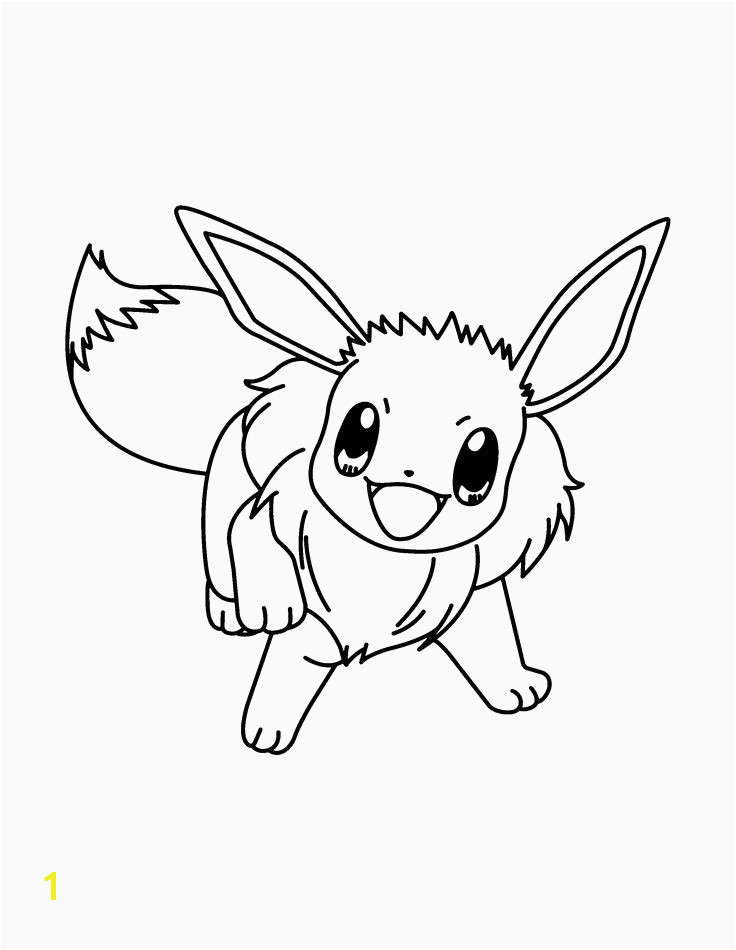 Coloring Pages Pokemon Eevee Beautiful Printable Cds 0d – Fun Time – Free Coloring Sheets