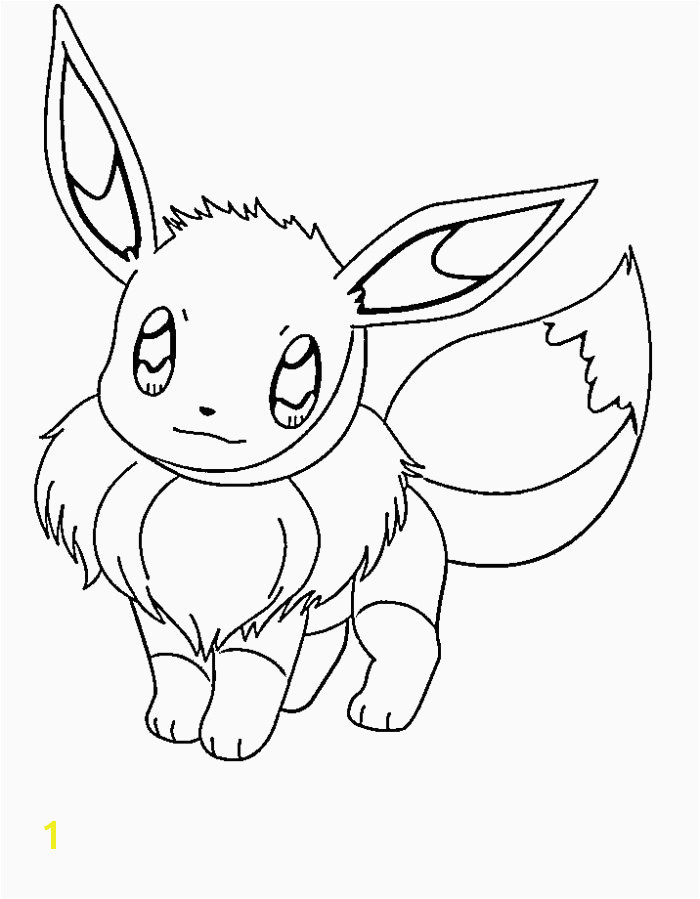 Coloring Pages Pokemon Eevee New Printable Cds 0d – Fun Time – Free Coloring Sheets
