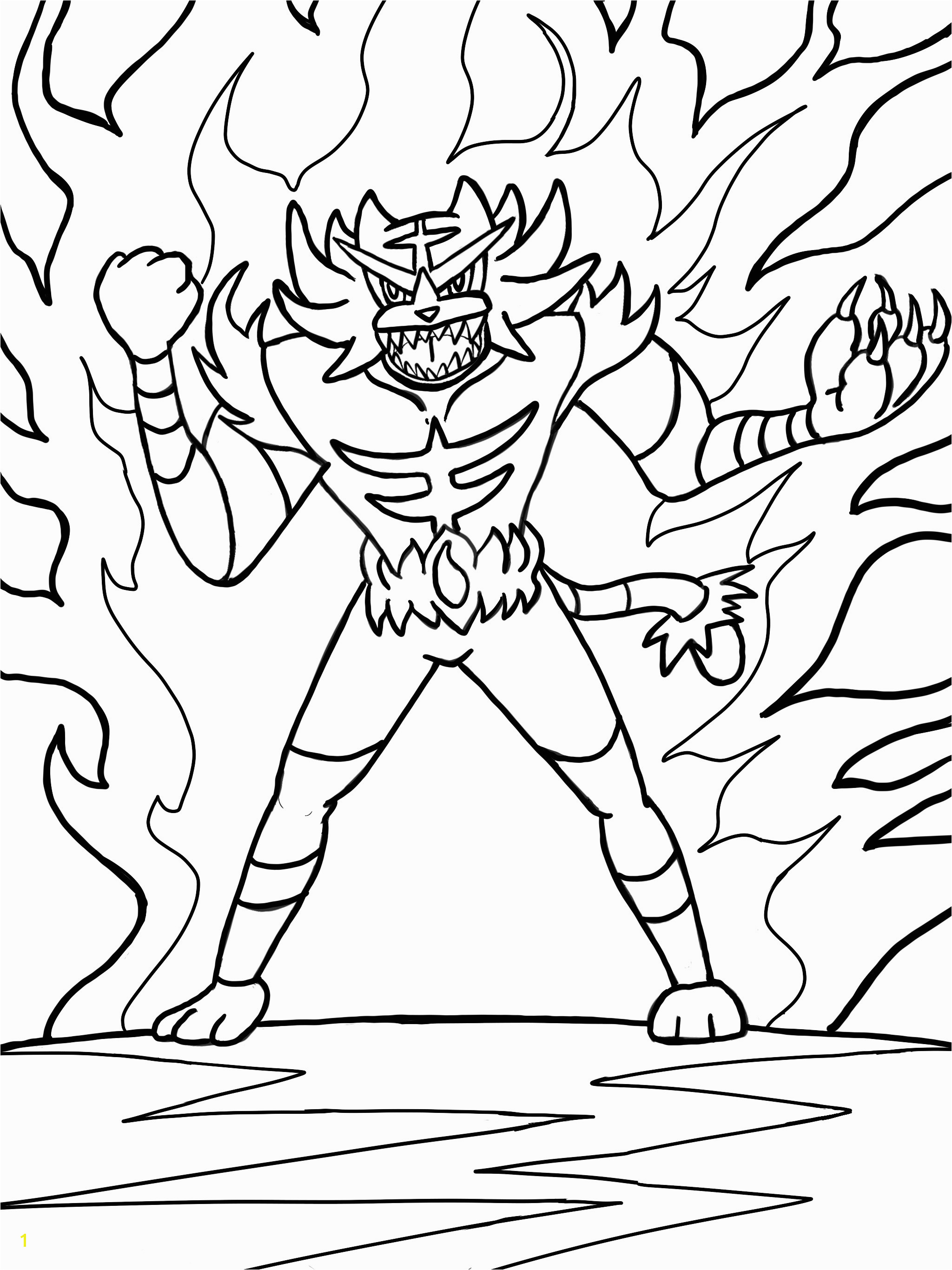 Pokemon Sun and Moon Coloring Pages Printables Colouring Pages to Download