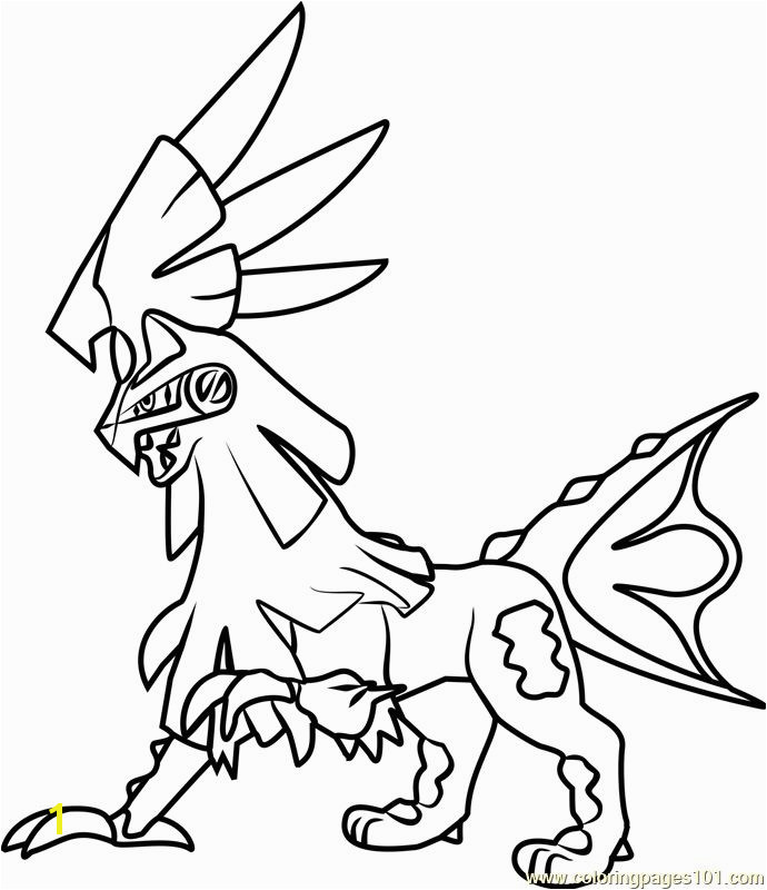 Moon Coloring Pages Halloween Related Post
