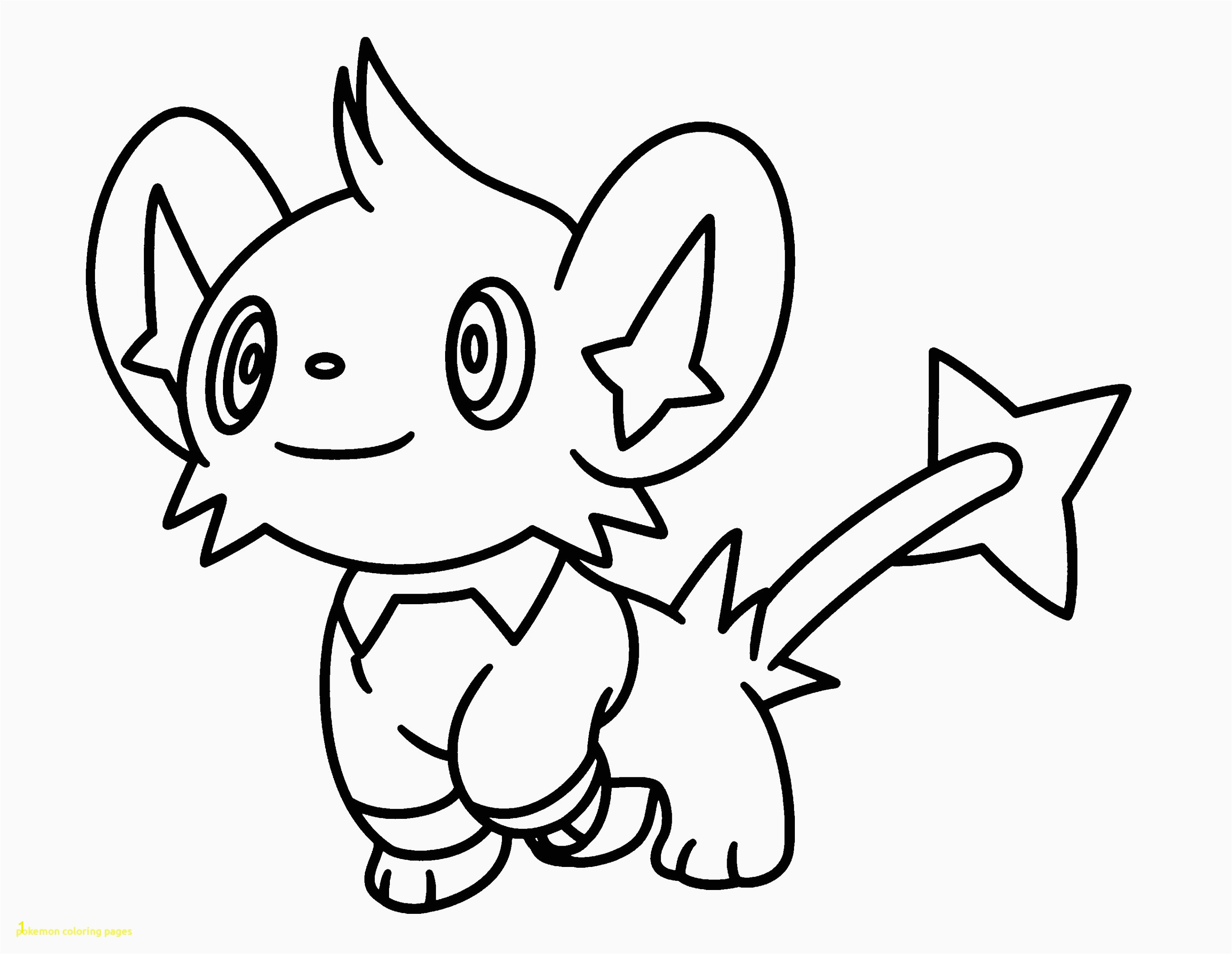 Pokemon Picture To Color Pokemon To Color Inspirational Pokemon