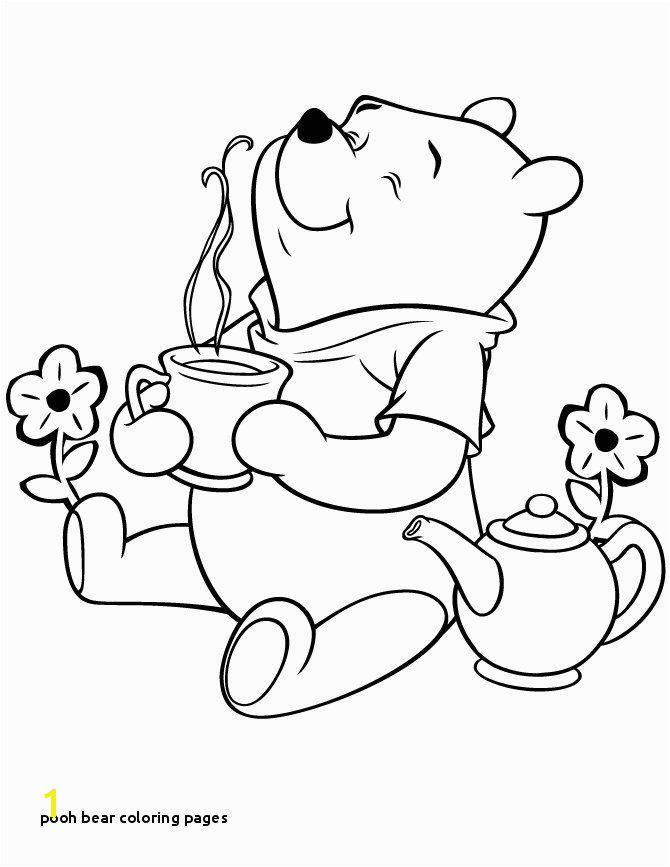 Pooh Bear Coloring Pages Unique 23 Pooh Bear Coloring Pages Pooh Bear Coloring Pages Best