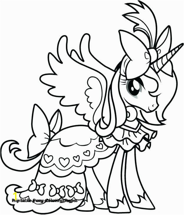 30 My Little Pony Coloring Pages