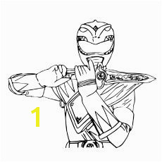 Top 25 Free Printable Mighty Morphin Power Rangers Coloring Pages line