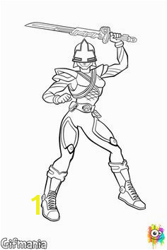 Power Rangers Free coloring page template printing