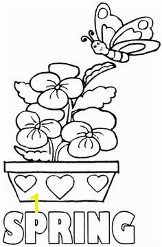 Summer Coloring Sheets Coloring Pages For Boys Spring Coloring