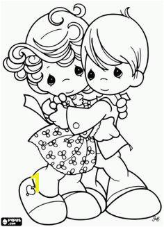 Precious Moments 53 Coloring Page Free Precious moments Coloring Pages