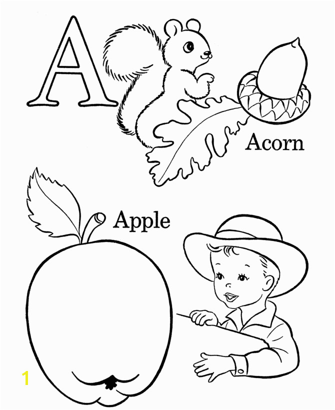Preschool Alphabet Coloring Pages to Print Vintage Alphabet Coloring Sheets Adorable This Site Has tons Of
