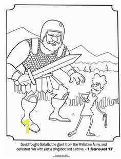 Preschool David and Goliath Coloring Page 1358 Best David and Goliath Images On Pinterest In 2018