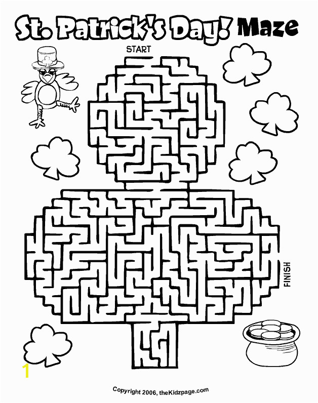 St Patricks Day Math Worksheet Worksheets for all Download and Worksheets