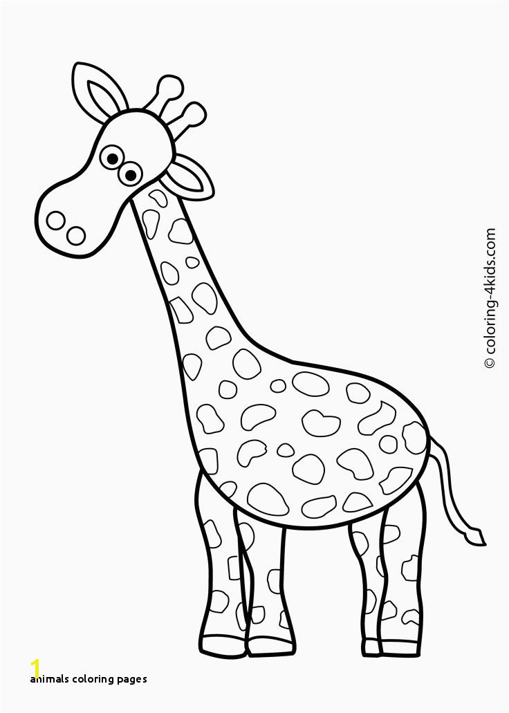 Animals Coloring Pages Animal Coloring Pages Inspirational I Pinimg 736x Ba 0d 34 Ba0d