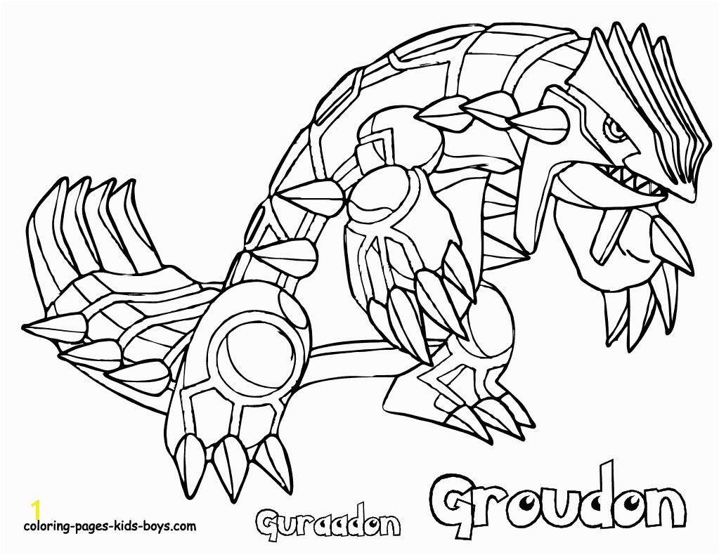 Afficher L Image D origine 1 Pinterest Inspirierend Ausmalbilder Pokemon Groudon