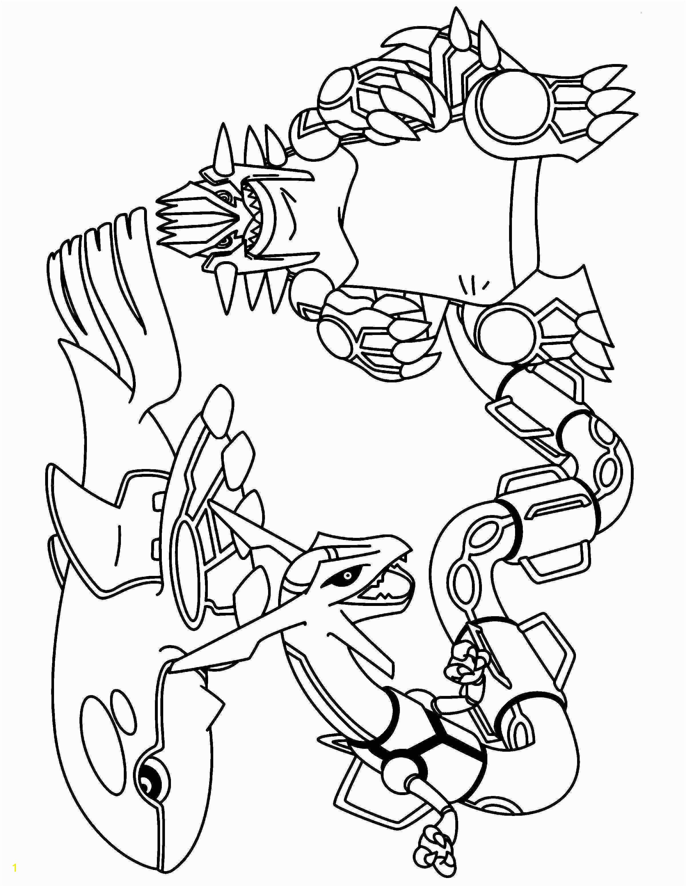 Dessin De Pokemon Legendaire Groudon Ideas Kyogre Coloring Pages Mega Printable Legendary Colouring Pokemon