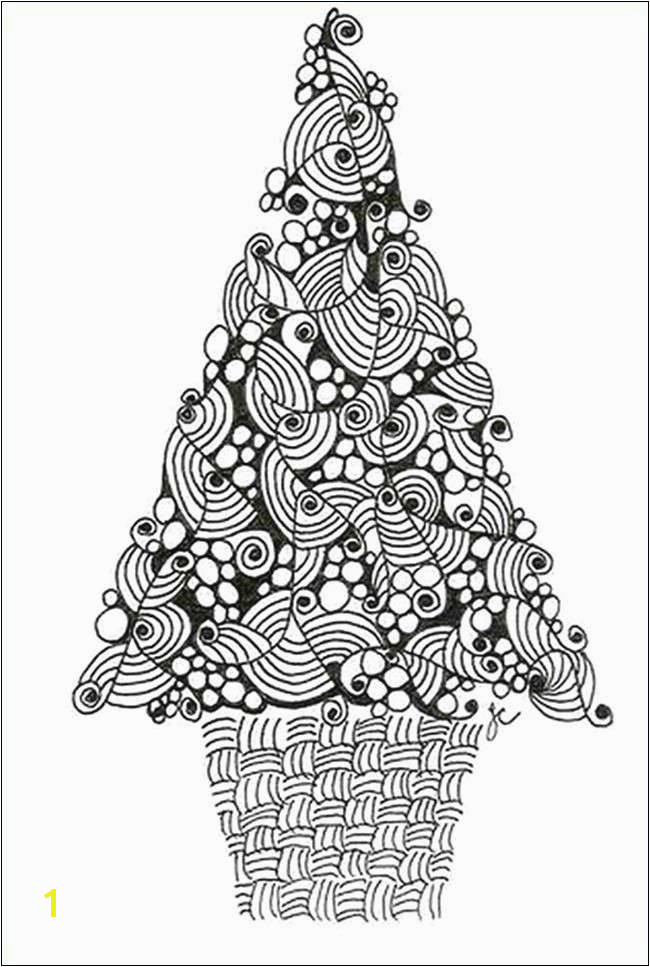 Coloring Pages Christmas Trees Lovely Christmas Tree Clipart Coloring Page Cool Coloring Printables 0d