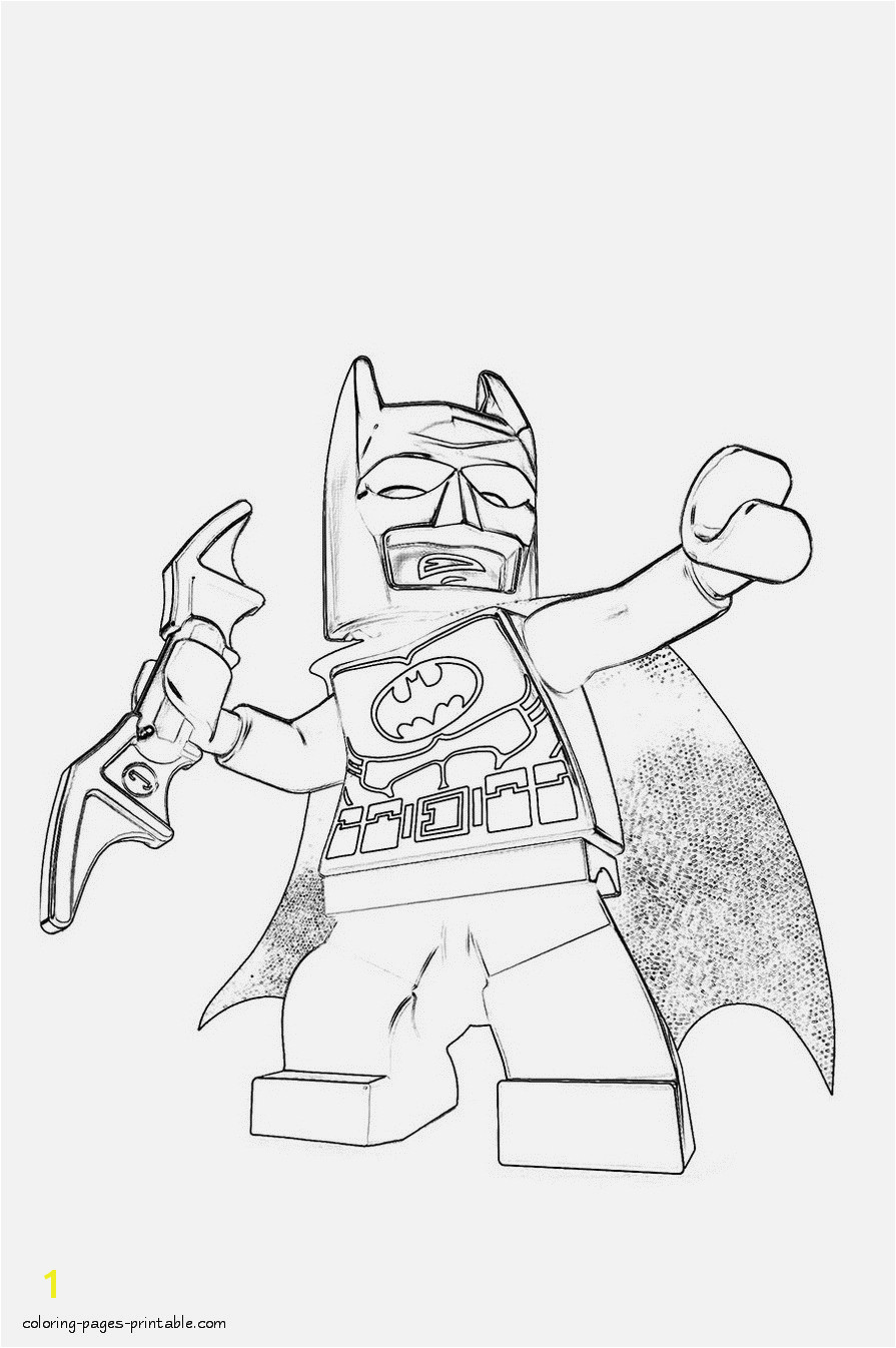 Batman Coloring Pages Easy and Fun Printable 20 Awesome Lego Batman Coloring Pages Batman Coloring