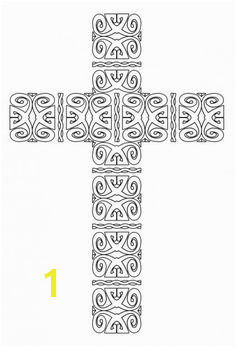 Cross Coloring Page Free Printable Coloring Pages Free Printables Free Prints Christian Art Crosses Lent Sunday School Prayers