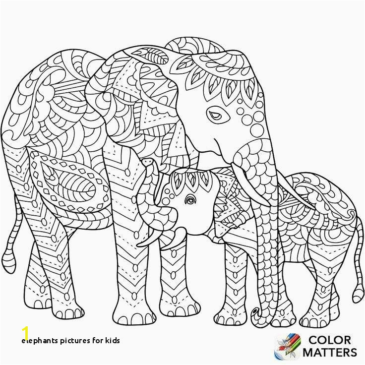 Elephant Coloring Pages Inspirational Coloring Printables 0d – Fun
