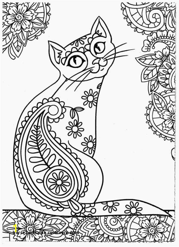 Printable Horse Coloring Pages for Adults Horse Printable Coloring Pages Free Printable Horse Coloring Pages