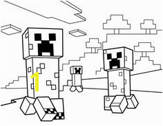 Printable Minecraft Coloring Pages 53 Best Minecraft Coloring Pages Images On Pinterest